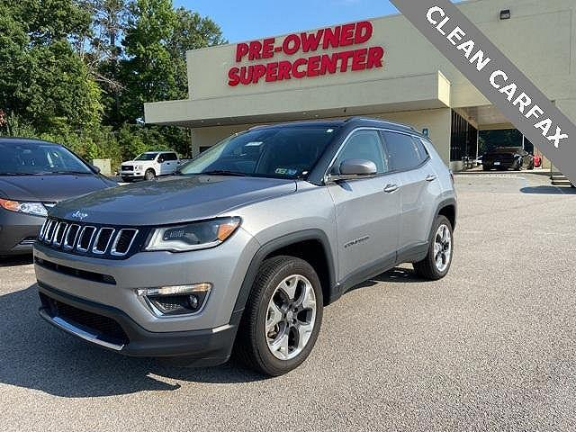 2018 Jeep Compass Limited for sale in Gainesville, GA