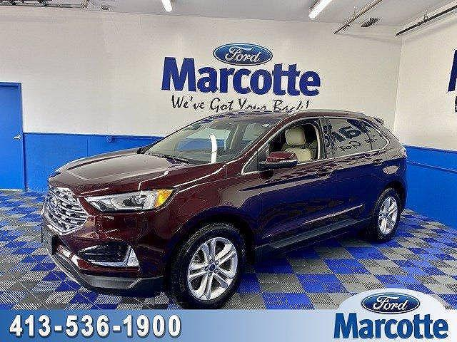 2019 Ford Edge SEL for sale in Holyoke, MA