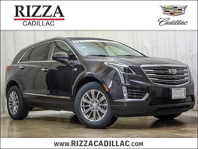 2018 Cadillac XT5 Luxury AWD for sale in Tinley Park, IL