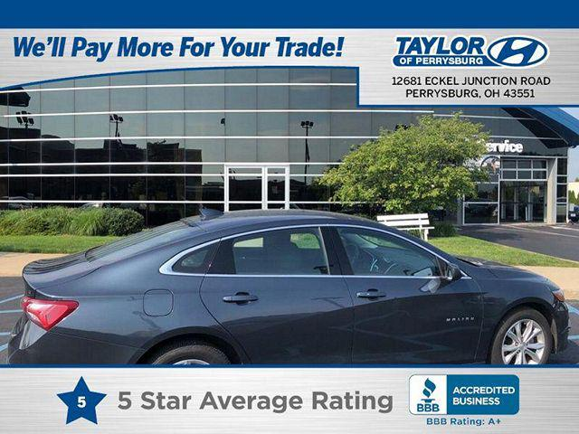 2020 Chevrolet Malibu LT for sale in Perrysburg, OH