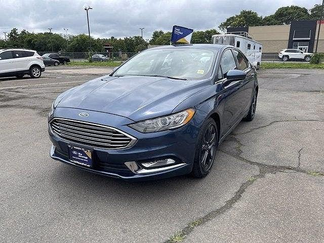 2018 Ford Fusion SE for sale in Hamden, CT