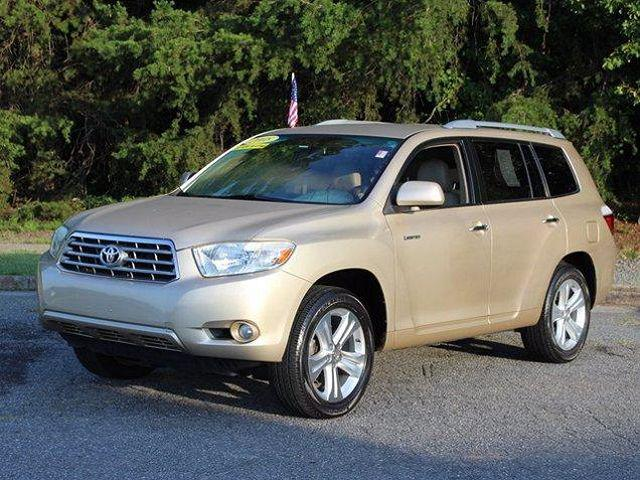 2008 Toyota Highlander Limited for sale in Forest City, NC