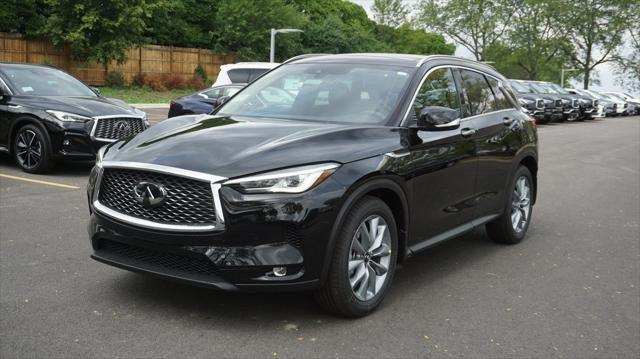 2021 INFINITI QX50 LUXE for sale in Libertyville, IL