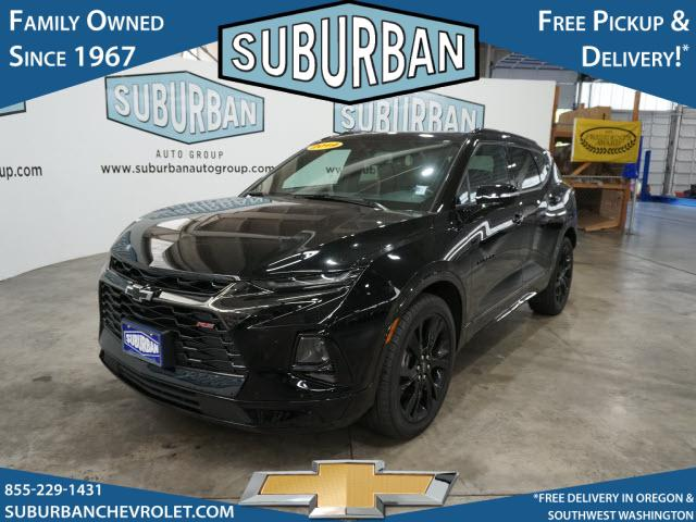 2019 Chevrolet Blazer RS for sale in Sandy, OR