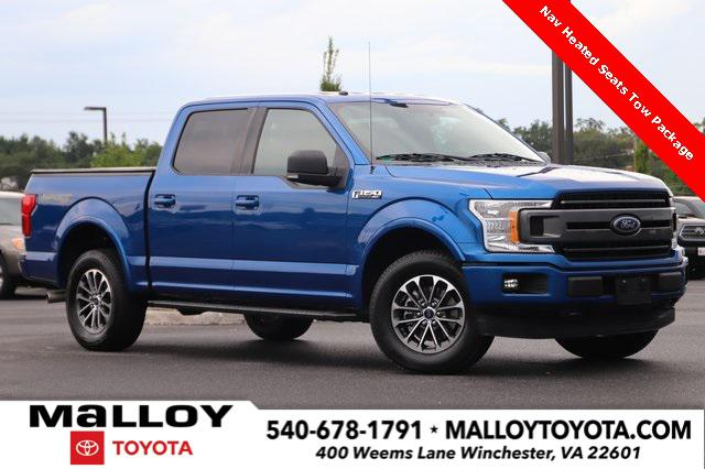 2018 Ford F-150 XLT for sale in Winchester, VA