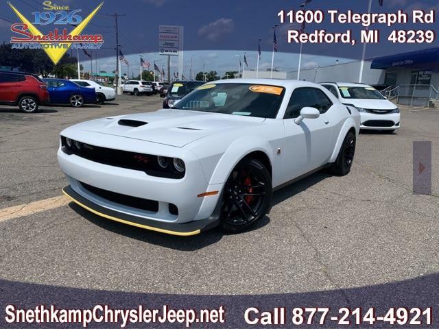 2020 Dodge Challenger R/T Scat Pack Widebody for sale in Redford, MI
