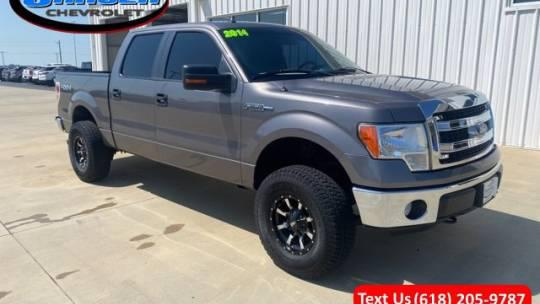 2014 Ford F-150 XLT for sale in Germantown, IL