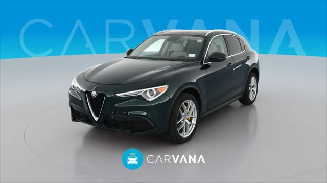 2018 Alfa Romeo Stelvio Ti Lusso for sale in Blue Mound, TX