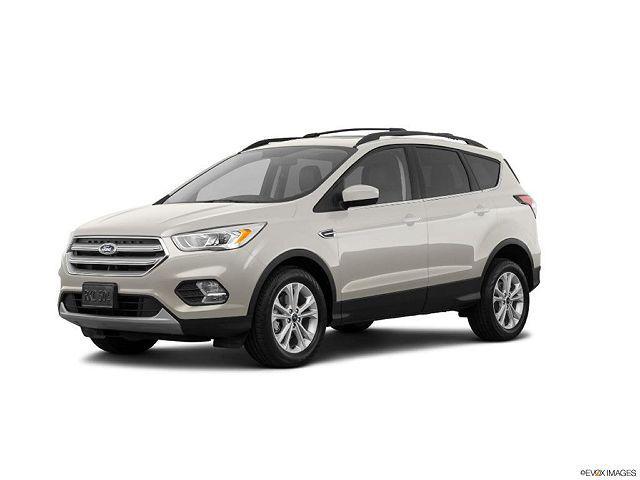 2018 Ford Escape SEL for sale in Sterling, VA
