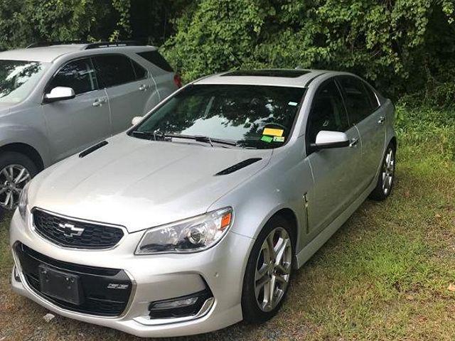 2016 Chevrolet SS 4dr Sdn for sale in Warrenton, VA