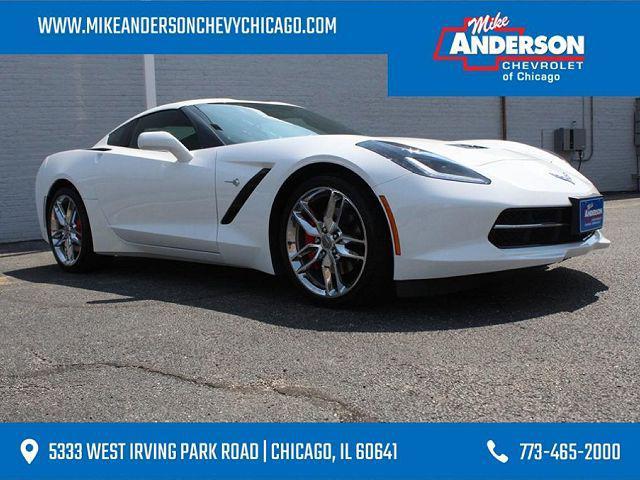 2018 Chevrolet Corvette 1LT for sale in Chicago, IL