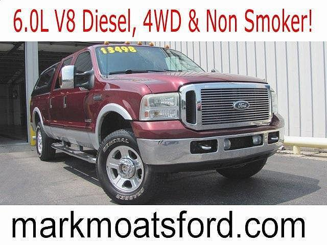 2006 Ford F-250 Lariat for sale in Defiance, OH