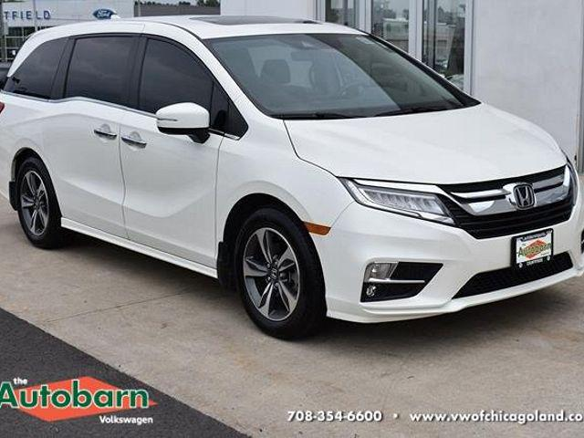 2018 Honda Odyssey Touring for sale in Countryside, IL