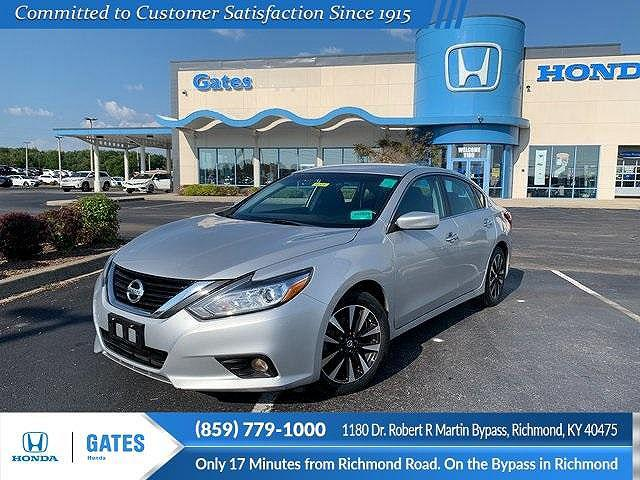 2018 Nissan Altima 2.5 SV for sale in Richmond, KY