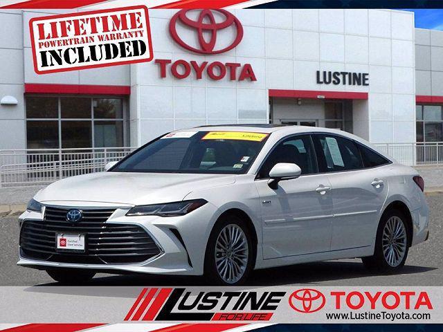2020 Toyota Avalon Hybrid Limited for sale in Woodbridge, VA