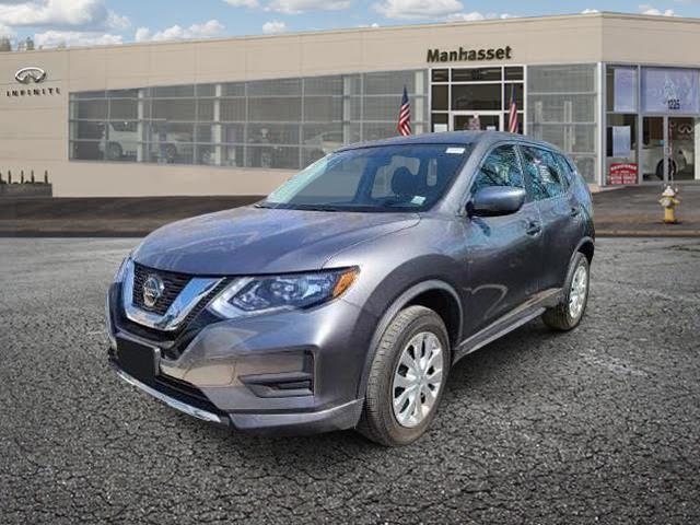 2018 Nissan Rogue S [4]