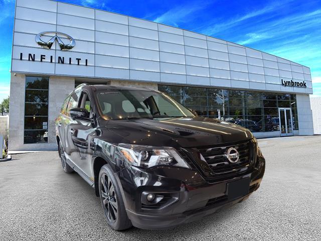 2018 Nissan Pathfinder SL [12]
