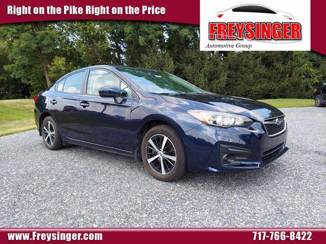 2019 Subaru Impreza Premium for sale in MECHANICSBURG, PA
