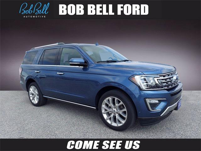 2019 Ford Expedition Limited for sale in GLEN BURNIE, MD