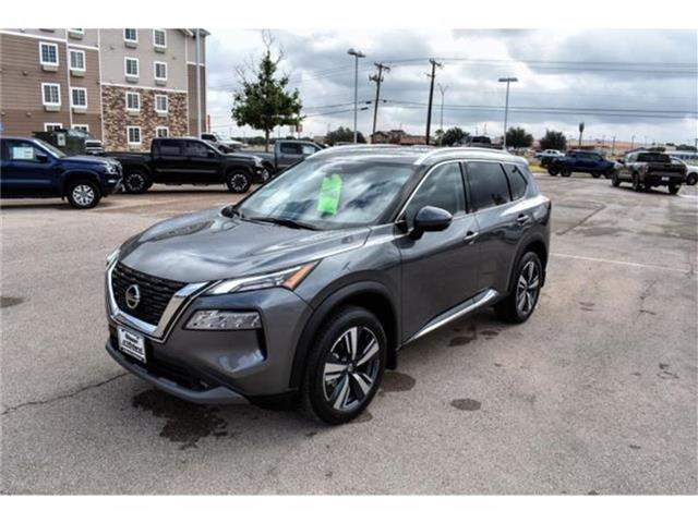 2021 Nissan Rogue SL for sale in Midland, TX