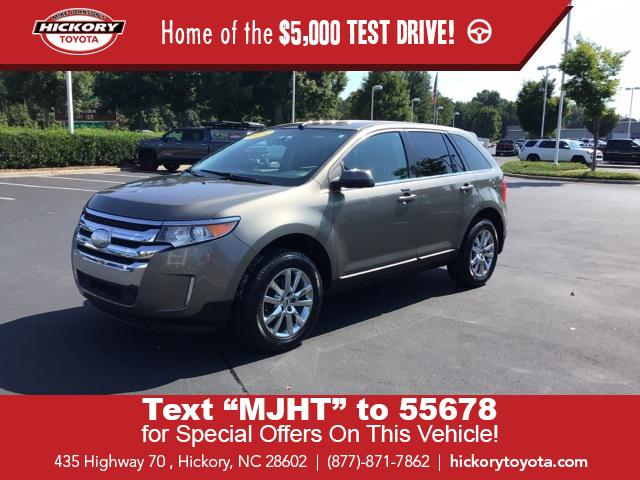2014 Ford Edge Limited for sale in Hickory, NC