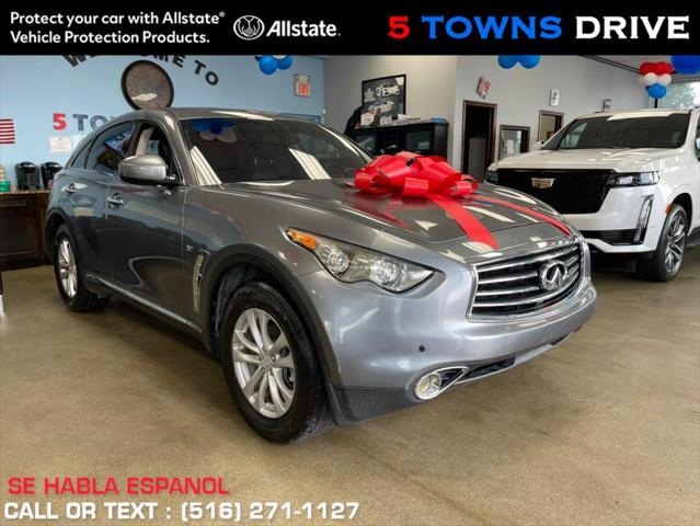 2016 INFINITI QX70 RWD 4dr for sale in Inwood, NY