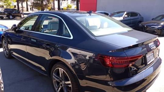 2018 Audi A4 Premium Plus/Tech Premium Plus for sale in Berkeley, CA