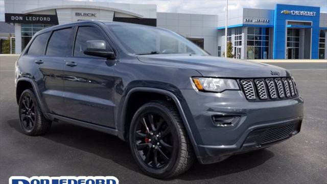 2017 Jeep Grand Cherokee Altitude for sale in Cleveland, TN