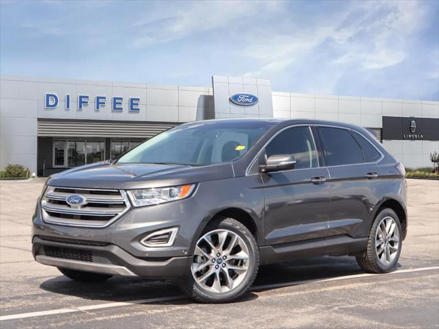 2018 Ford Edge Titanium for sale in El Reno, OK