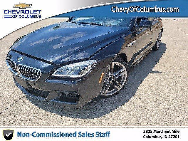 2016 BMW 6 Series 640i for sale in Columbus, IN