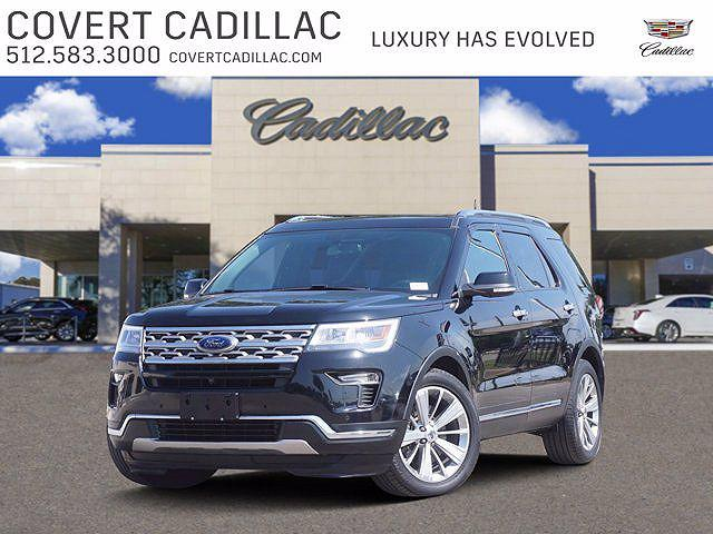 2018 Ford Explorer Limited for sale in Austin, TX