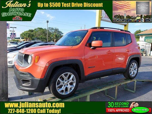2015 Jeep Renegade Latitude for sale in New Port Richey, FL