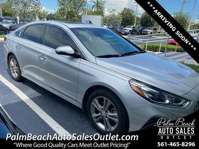 2019 Hyundai Sonata Limited for sale in West Palm Beach, FL