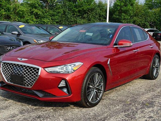 2019 Genesis G70 2.0T Advanced for sale in Highland Park, IL
