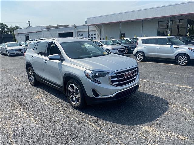 2019 GMC Terrain SLT for sale in Springfield, VA