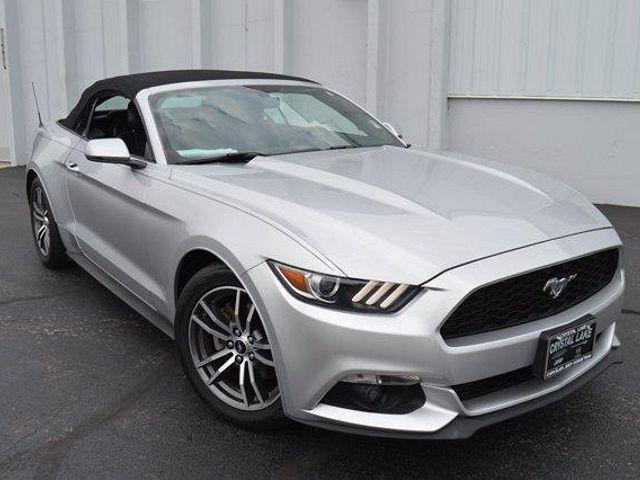 2016 Ford Mustang EcoBoost Premium for sale in Crystal Lake, IL