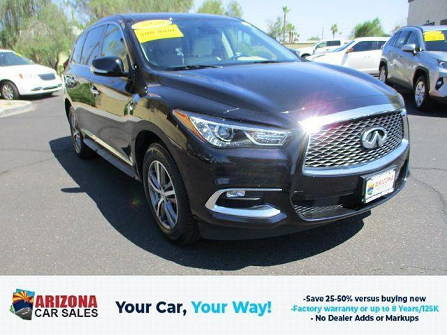 2020 INFINITI QX60 PURE for sale in Mesa, AZ