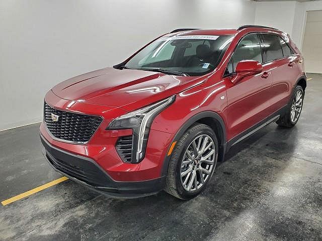 2020 Cadillac XT4 AWD Sport for sale in Willard, OH