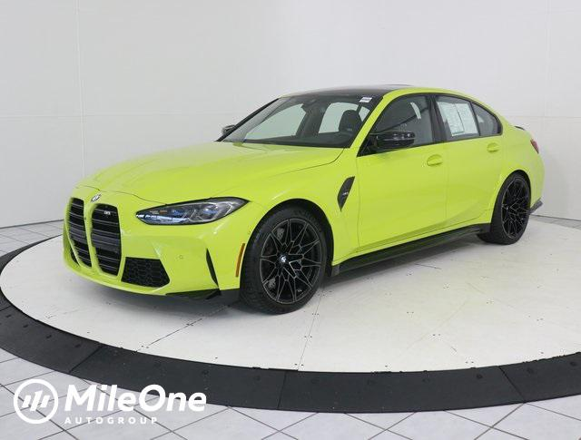 2021 BMW M3 Sedan for sale near Silver Spring, MD