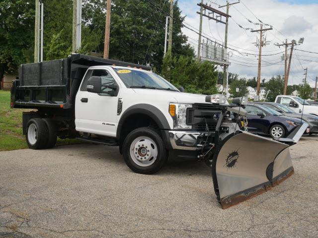 2017 Ford F-550 XL/XLT for sale in Dover, NH