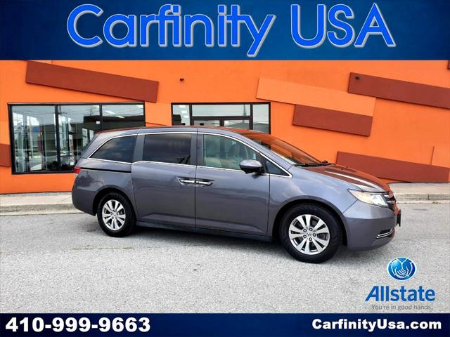 2015 Honda Odyssey EX-L for sale in Baltimore, MD