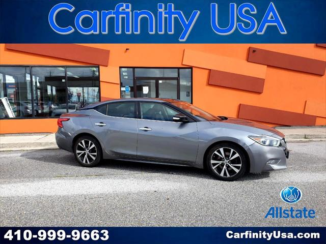2016 Nissan Maxima 3.5 Platinum for sale in Baltimore, MD