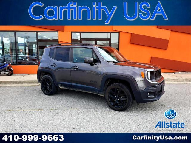 2018 Jeep Renegade Altitude for sale in Baltimore, MD