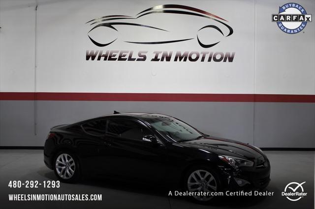 2015 Hyundai Genesis Coupe 3.8L Base for sale in Tempe, AZ