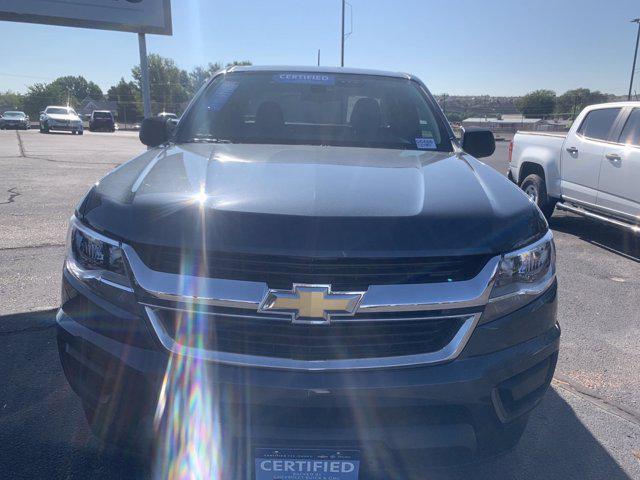 2019 Chevrolet Colorado 2WD Work Truck for sale in Farmington, NM