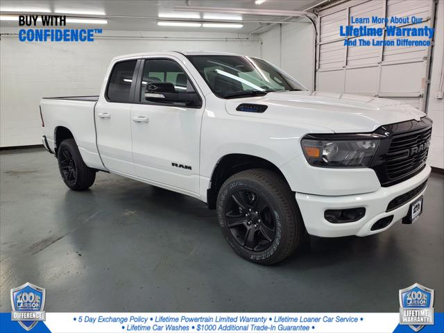 2021 Ram Ram 1500 Big Horn for sale in Puyallup, WA