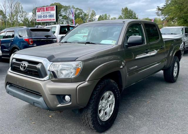 2013 Toyota Tacoma 4WD Double Cab LB V6 AT (Natl) for sale in Stafford  Courthouse, VA