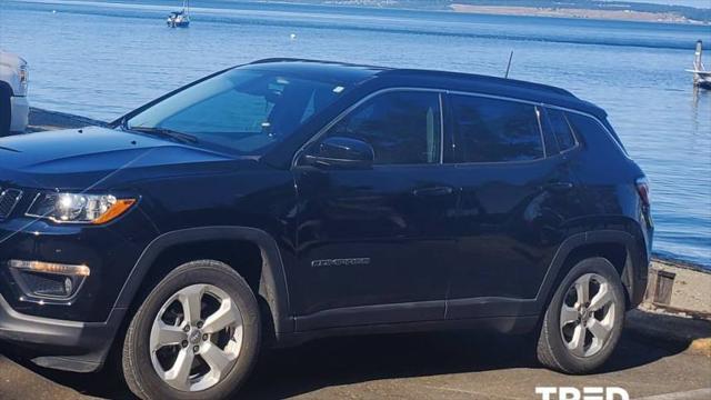 2018 Jeep Compass Latitude for sale in Tacoma, WA