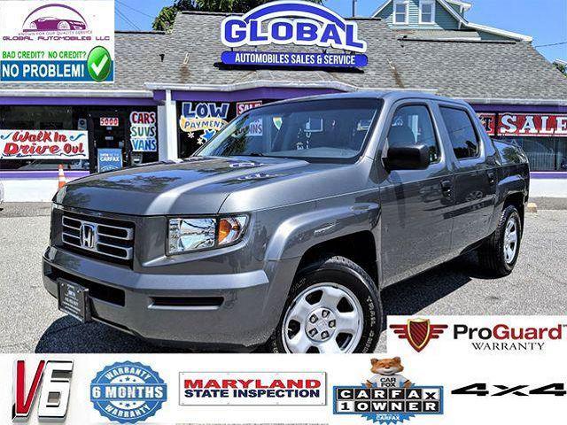 2008 Honda Ridgeline RT for sale in Gwynn Oak, MD