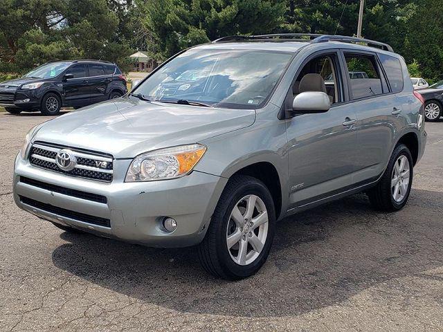 2007 Toyota RAV4 Limited for sale in Lapeer, MI